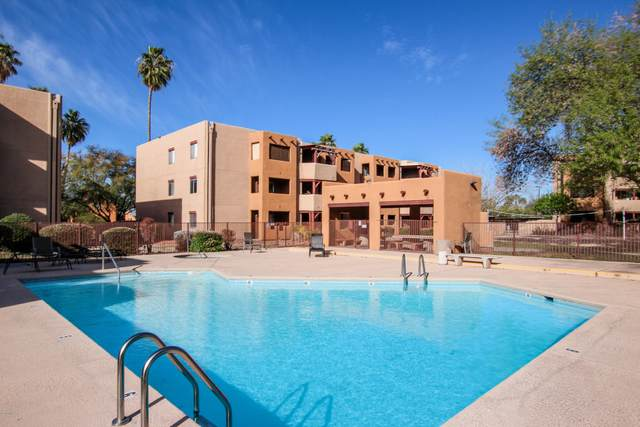 1810 E Blacklidge Drive #502, Tucson, AZ 85719 (#22007665) :: Tucson Property Executives