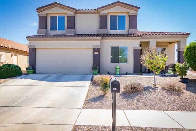 8321 W Melanitta Drive, Tucson, AZ 85757 (#22007670) :: Long Realty - The Vallee Gold Team