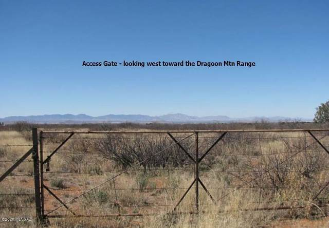 80 Acres On Hwy 181 #1, Pearce, AZ 85625 (#22007701) :: Long Realty - The Vallee Gold Team