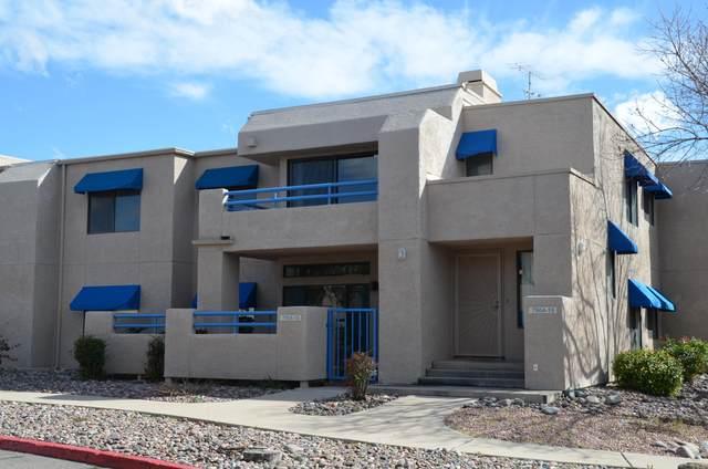 7904 E Colette Circle #16, Tucson, AZ 85710 (#22007714) :: Tucson Property Executives