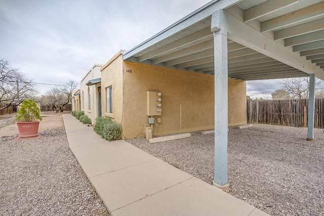 1410 E Hedrick Drive, Tucson, AZ 85719 (#22007717) :: Tucson Property Executives