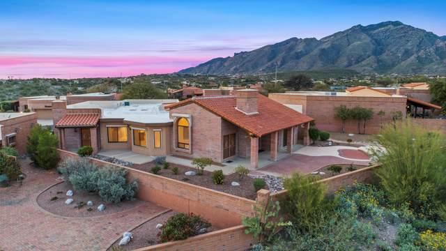5540 N Via Velazquez, Tucson, AZ 85750 (#22007753) :: Gateway Partners | Realty Executives Arizona Territory