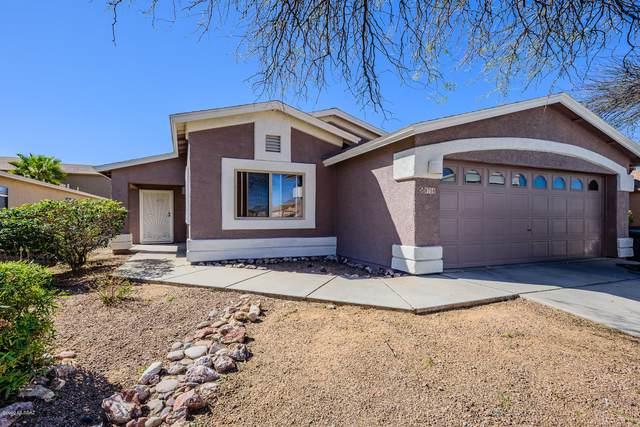 8758 E Mountain Spring Drive, Tucson, AZ 85747 (#22007825) :: Long Realty - The Vallee Gold Team