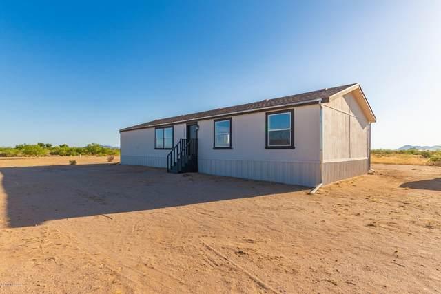 15370 W Scrub Brush Road, Marana, AZ 85653 (#22007833) :: Long Realty - The Vallee Gold Team