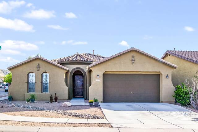 11044 E Sageberry Way, Vail, AZ 85641 (#22007836) :: Long Realty - The Vallee Gold Team