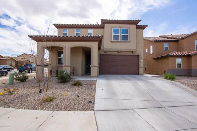 8525 W Magpie Place, Tucson, AZ 85757 (#22007842) :: Long Realty - The Vallee Gold Team