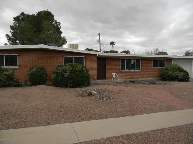 5612 E Whittier Street, Tucson, AZ 85711 (#22007866) :: Long Realty - The Vallee Gold Team