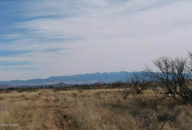 1 Lot (.83 Ac) Vermont & Skyline Road Lot 10, Pearce, AZ 85625 (#22007903) :: Long Realty - The Vallee Gold Team