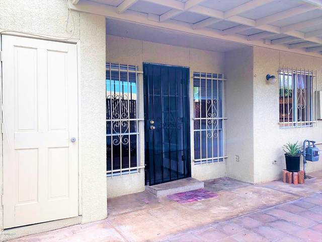 1537 E Prince Road, Tucson, AZ 85719 (#22007906) :: Long Realty - The Vallee Gold Team