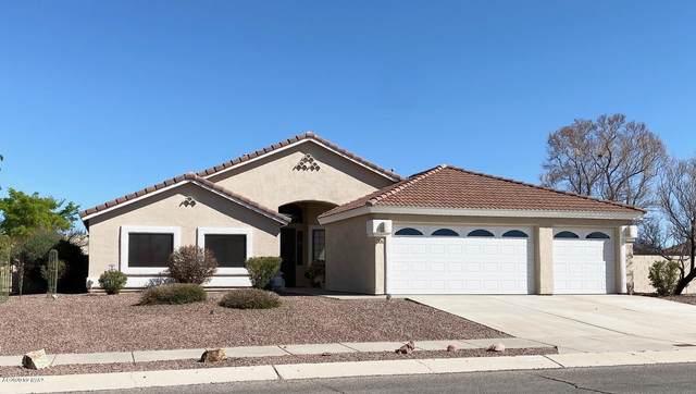 8979 E La Palma Drive, Tucson, AZ 85747 (#22007918) :: Long Realty - The Vallee Gold Team