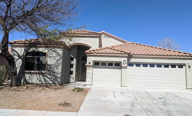 1041 E Mowry Wash Lane, Sahuarita, AZ 85629 (#22007950) :: Long Realty - The Vallee Gold Team