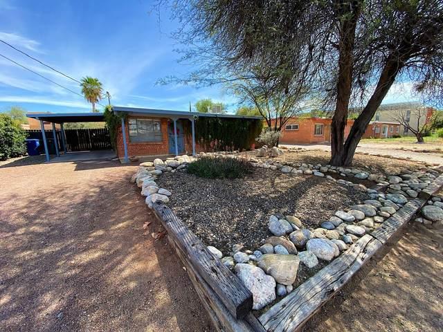 814 N Dodge Boulevard, Tucson, AZ 85716 (#22007983) :: The Local Real Estate Group | Realty Executives