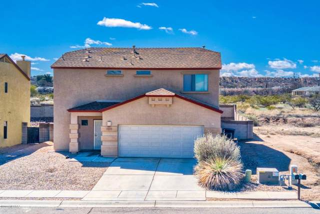 395 Hickory Road, Benson, AZ 85602 (#22008029) :: Long Realty - The Vallee Gold Team