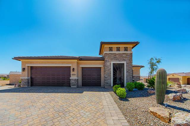60945 E Arbor Basin Road, Oracle, AZ 85623 (#22008033) :: Long Realty - The Vallee Gold Team
