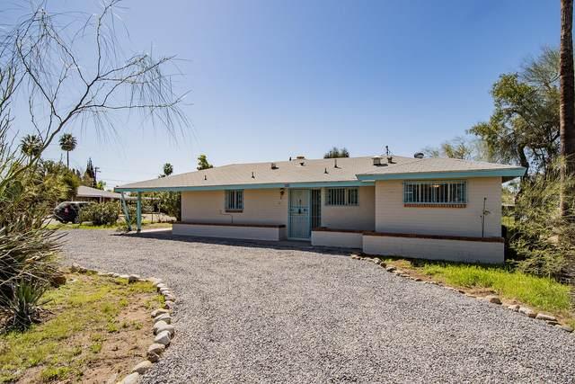 4450 E 14Th Street, Tucson, AZ 85711 (#22008042) :: Tucson Property Executives