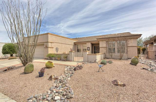 4675 S Piccadilly Drive, Green Valley, AZ 85622 (#22008047) :: Long Realty - The Vallee Gold Team