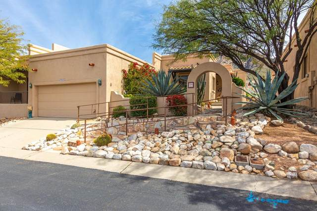9868 N Ridge Shadow Place, Oro Valley, AZ 85737 (#22008054) :: Keller Williams