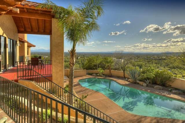 5341 N Avenida De La Colina, Tucson, AZ 85749 (#22008066) :: Long Realty - The Vallee Gold Team