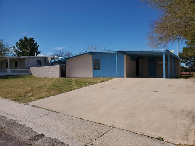 604 W 4Th Avenue, San Manuel, AZ 85631 (#22008090) :: Tucson Property Executives