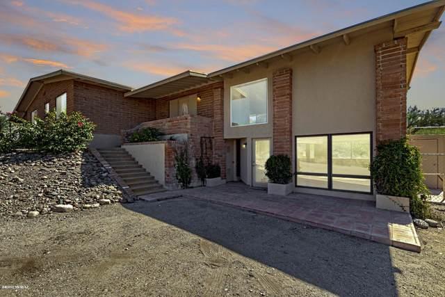 4720 E Calle Barril, Tucson, AZ 85718 (#22008091) :: Gateway Partners | Realty Executives Arizona Territory