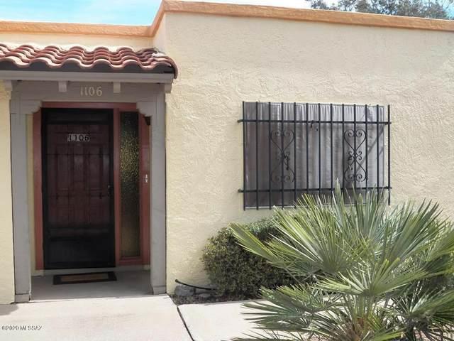 1106 S Calle De La Temporada, Green Valley, AZ 85614 (#22008096) :: Long Realty - The Vallee Gold Team