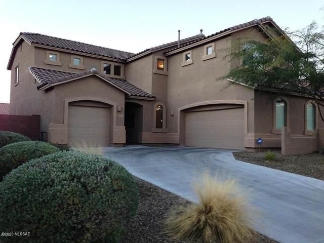 659 W Sonatina Lane, Oro Valley, AZ 85737 (#22008114) :: Long Realty - The Vallee Gold Team