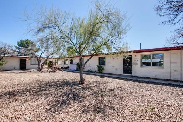 4212 E Los Robles Street, Tucson, AZ 85712 (#22008165) :: Tucson Property Executives