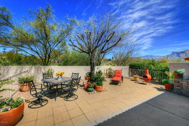 8793 N Arnold Palmer Drive, Tucson, AZ 85742 (#22008200) :: Long Realty - The Vallee Gold Team