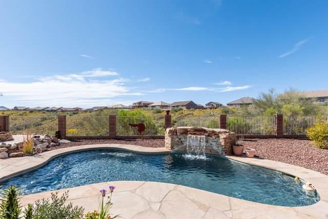 60930 E Eagle Mountain Drive, Tucson, AZ 85739 (#22008205) :: The Josh Berkley Team