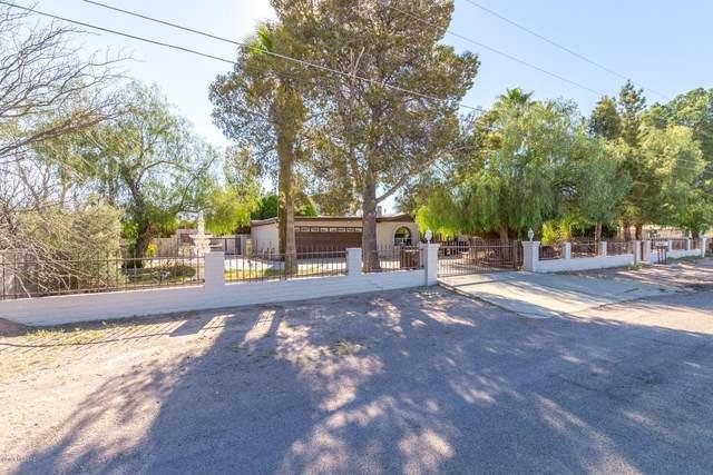 6869 S Seehorn Avenue, Tucson, AZ 85757 (#22008223) :: Long Realty - The Vallee Gold Team