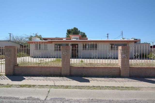757 W Calle Garcia, Tucson, AZ 85706 (#22008229) :: Luxury Group - Realty Executives Arizona Properties