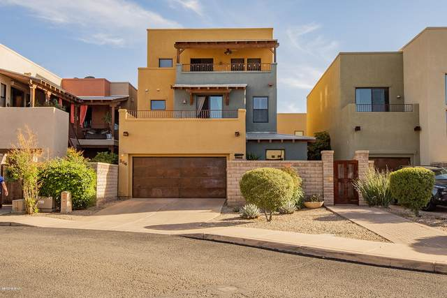 284 E Cedarvale Road, Tucson, AZ 85704 (#22008230) :: Long Realty - The Vallee Gold Team