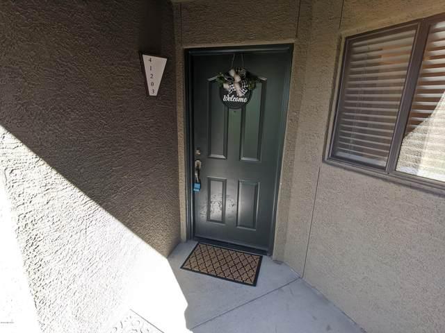 5751 N Kolb Road #41203, Tucson, AZ 85750 (#22008233) :: Long Realty - The Vallee Gold Team