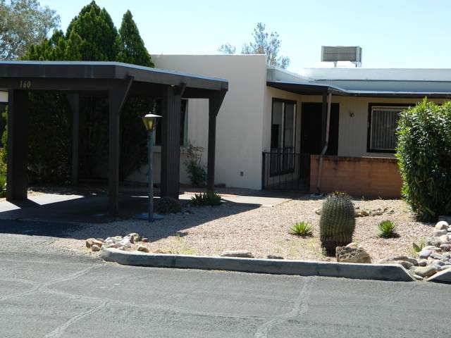 160 N Paseo De Los Conquistadores, Green Valley, AZ 85614 (#22008240) :: Long Realty - The Vallee Gold Team
