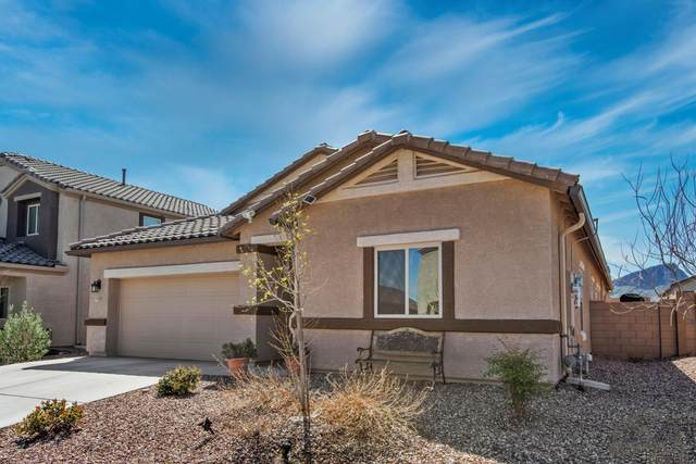 9159 W Blue Saguaro Street, Marana, AZ 85653 (#22008252) :: Keller Williams