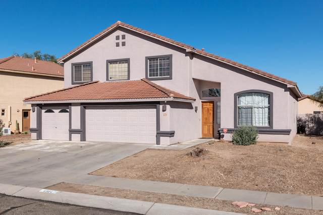6984 W Tacna Drive, Tucson, AZ 85743 (#22008256) :: Long Realty - The Vallee Gold Team