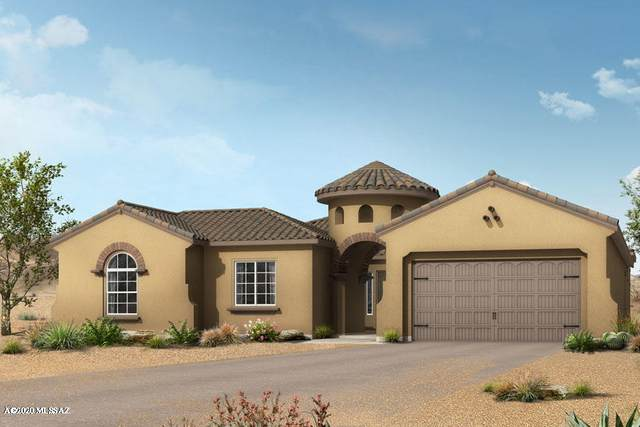 420 E Day Flower Drive, Oro Valley, AZ 85755 (#22008257) :: Long Realty - The Vallee Gold Team