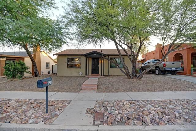 533 E Mabel Street, Tucson, AZ 85705 (#22008260) :: AZ Power Team | RE/MAX Results