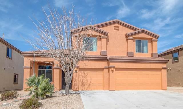 160 W Sprint Street, Vail, AZ 85641 (#22008269) :: Long Realty - The Vallee Gold Team