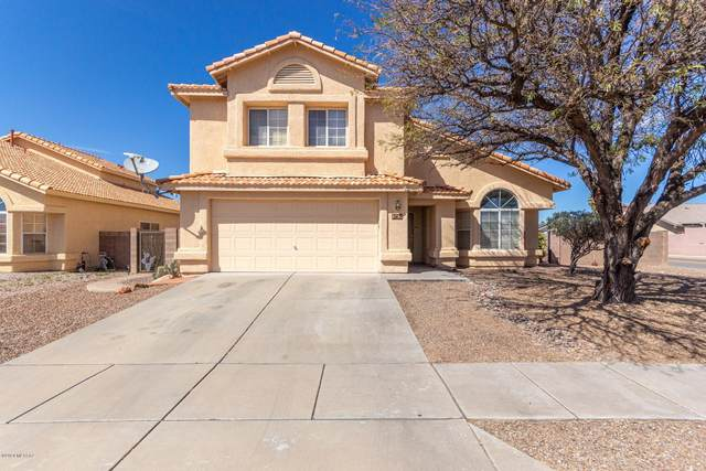9793 E Paseo Juan Tabo, Tucson, AZ 85747 (#22008277) :: Long Realty - The Vallee Gold Team