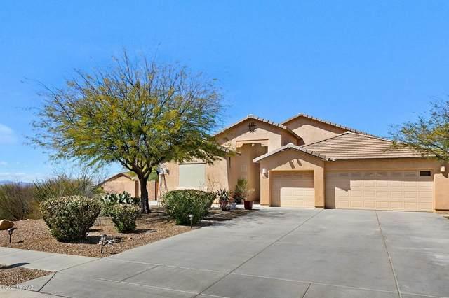 340 W Lexington Street, Vail, AZ 85641 (#22008285) :: Long Realty - The Vallee Gold Team