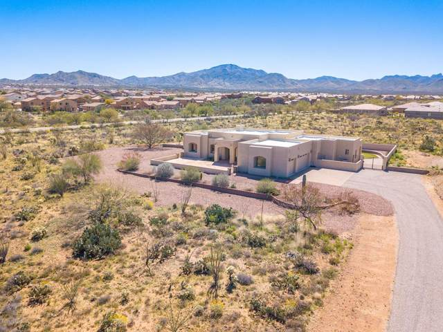 9360 E Sycamore Crossing Place, Vail, AZ 85641 (#22008287) :: Long Realty - The Vallee Gold Team