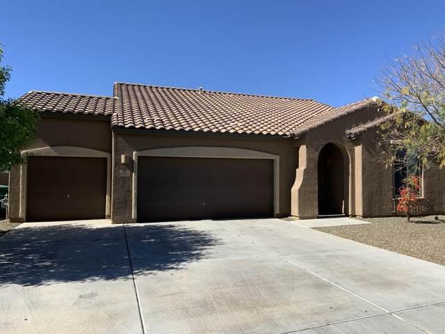 12493 N Boscombe Drive, Marana, AZ 85653 (#22008288) :: Long Realty - The Vallee Gold Team