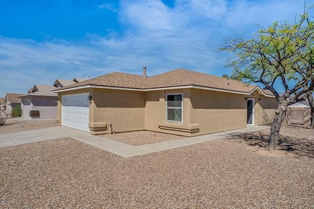 9673 E Sascha Street, Tucson, AZ 85748 (#22008297) :: The Josh Berkley Team