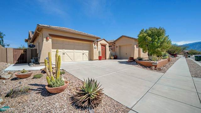 1168 W Casentino Pass, Oro Valley, AZ 85755 (#22008298) :: Long Realty - The Vallee Gold Team