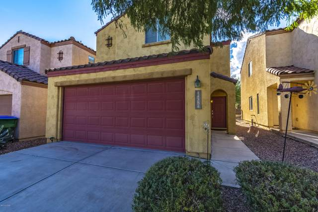 14354 S Camino El Galan, Sahuarita, AZ 85629 (MLS #22008304) :: The Property Partners at eXp Realty