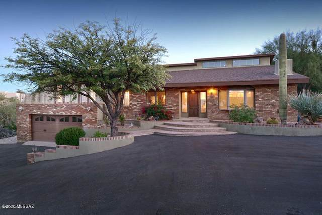 6992 N Solaz Tercero, Tucson, AZ 85718 (#22008307) :: Tucson Property Executives