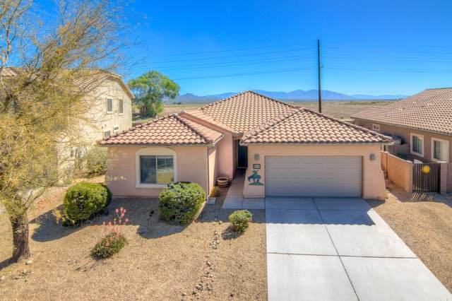 12520 N Tare Lane, Marana, AZ 85653 (#22008324) :: Tucson Property Executives