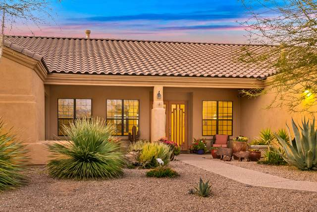 12966 W Butter Bush Street, Tucson, AZ 85743 (#22008327) :: Long Realty - The Vallee Gold Team