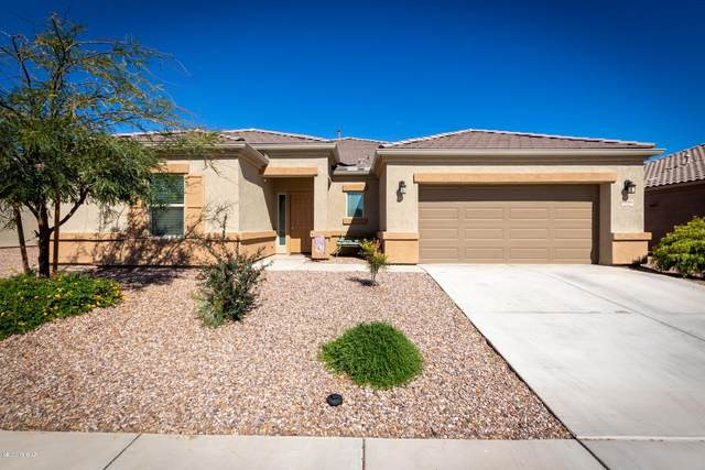 8886 W Saguaro Skies Road, Marana, AZ 85653 (#22008347) :: Long Realty - The Vallee Gold Team